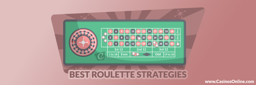Roulette strategy that works 89295