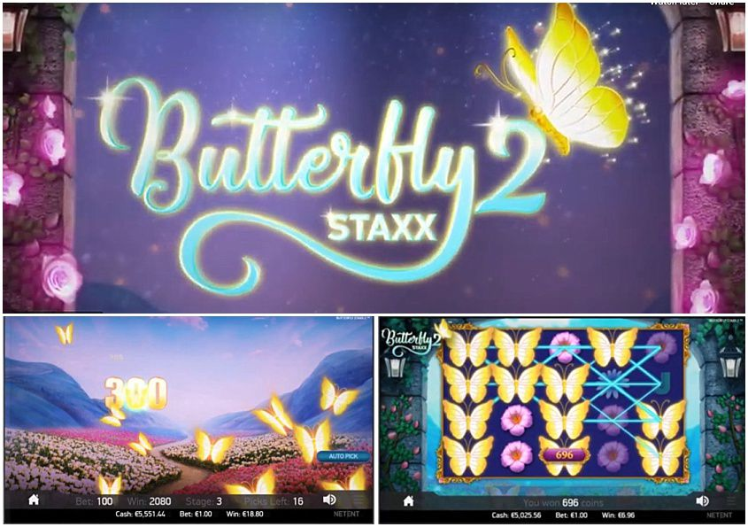 Butterfly Staxx slot 120211